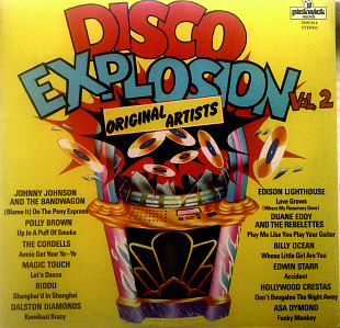Disco Explosion vol.2 (Edison Lighthouse, Billy Ocean, Magic Touch….