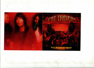 "Продаю CD Pat Travers ""P.T. Power Trio"" – 2003"