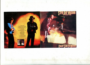 "Продаю CD Stevie Ray Vaughan and Double Trouble ""Could not Stand The Weather"" – 1984 + 5 bonus"