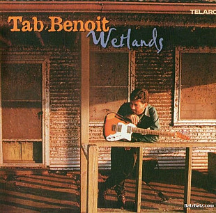 "Продаю CD Tab Benoit ""Wetlands"" - 2002"