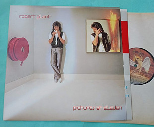 ROBERT PLANT - PICTURES AT ELEVEN / SWAN SONG , usa , m-/m-