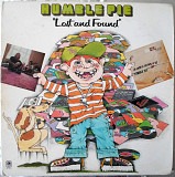 Humble Pie ‎– Lost And Found (Town And Country 1968 & As Safe As Yesterday Is 1969)