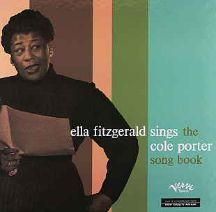 3 LP: Ella Fitzgerald ‎– Sings The Cole Porter Song Book