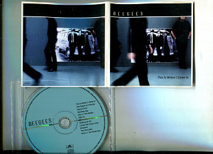"Продаю CD Bee Gees ""That Is Where I Came In"" – 2001"