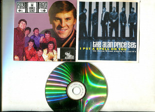 "Продам CD The Alan Price Set ""I Put A Spell On You"" – 1965 – 1970 The Decca / Dream Singles A's and"