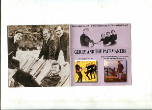 "Продаю CD Gerry and The Pacemakers ""How Do You Like It?"" – 1963 / ""Ferry Cross the Mersey"" (a United"