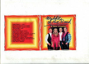 "Продаю CD Middle Of The Road ""A New Chapter"" – 1994"