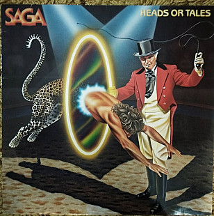 Saga ‎– Heads Or Tales