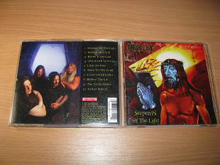 DEICIDE - Serpents Of The Light (1997 Roadrunner 1st press, USA)