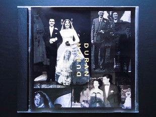 CD диск Duran Duran - The Wedding Album