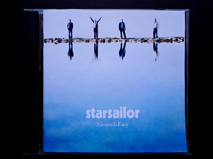 CD диск Starsailor - Silence Is Easy