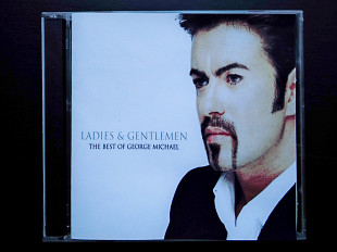 CD диск George Michael - Ladies & Gentlemen 2CD