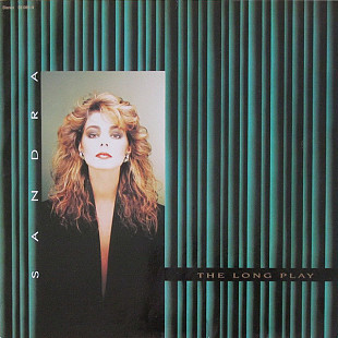 Sandra ‎ (The Long Play) 1985. (LP). 12. Vinyl. Пластинка. Germany.