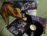 KISS ALIVE II 1977 2LP Casablanca bellaphon Germany ~ NM / NM / NM