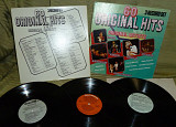 60 Original Hits by the ORIGINAL ARTISTS ADAMVIII , Ronco , Ronco Teleproducts UK EX / ~ NM / ~ NM /