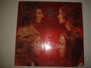 SLADE-Old new borrowed and blue 1974 Hard Rock, Glam