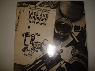 ALICE COOPER-Lace and whiskey 1977 Hard Rock