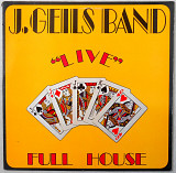 "The J. Geils Band ‎– ""Live"" Full House"