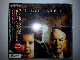 James Labrie - Elements Of Persuasion (Japan)