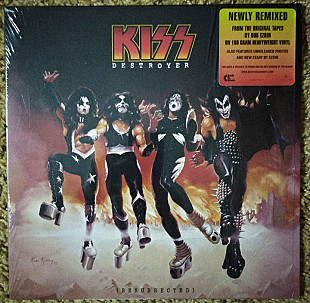 Kiss ‎– Destroyer (Resurrected)