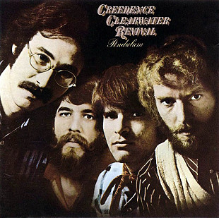 CREEDENCE CLEARWATER REVIVAL «Pendulum»