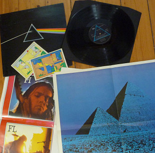 PINK FLOYD «The Dark Side Of The Moon» UK
