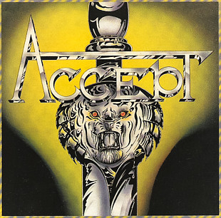 Accept ‎– I'm A Rebel 1980 Brain Ger EX+(nm-)/NM-