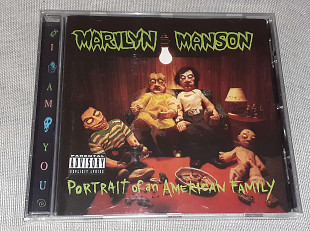 Фирменный Marilyn Manson - Portrait Of An American Family