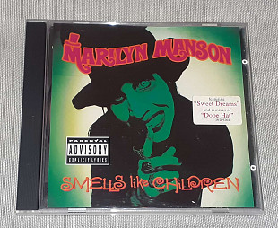 Фирменный Marilyn Manson - Smells Like Children