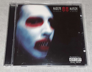 Фирменный Marilyn Manson - The Golden Age Of Grotesque