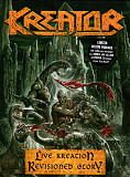 Kreator ‎– Live Kreation: Revisioned Glory 2CD+DVD (Delux Edition)