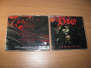 DIO - Magica (2000 Spitfire 1st press, USA)
