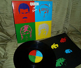 QUEEN Hot Space 1981 EMI Holland ~ M / M