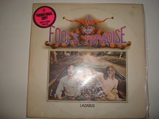 LAZARUS-Fools paradise 1973 Rock, Folk, World, & Country