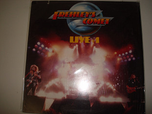 FREHLEYS COMET-Live-1 1988 Hard Rock, Glam