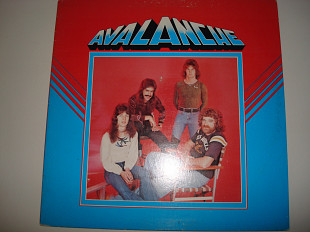AVALANCHE-Avalanche 1976 Hard Rock