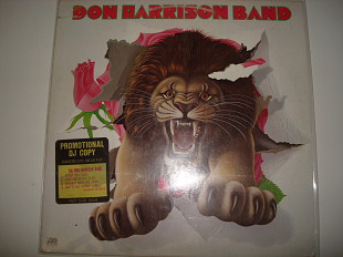 DON HARRISON BAND-The don harrison band 1976
