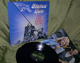Status Quo IN THE ARMY NOW 1986 Vertigo Holland ~ NM / NM