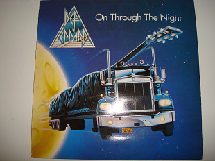 DEF LEPPARD-On Trough The Night 1980 UK
