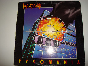DEF LEPPARD-Pyromania 1983 Hard Rock