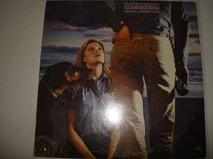 SCORPIONS-Animal magnetism 1980 Hard Rock