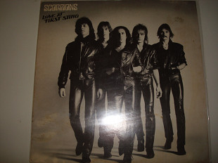 SCORPIONS-Love at first sting-1984 Hard Rock