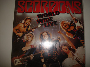 SCORPIONS-World wide Live- 1985 2LP Hard Rock