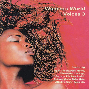 Various ‎– Women's World Voices 3
