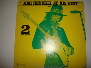 JIMI HENDRIX-The best Vol.2-1972 Orig.Psychedelic Rock, Rhythm & Blues