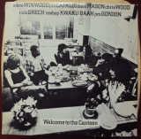 "Traffic ‎ ""Welcome To The Canteen"" - 1971 - LP."