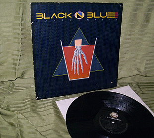 BLACK 'N BLUE NASTY NASTY 1988 (produced Gene Simmons - KISS) GEFFEN GEMA VG ++ / VG ++