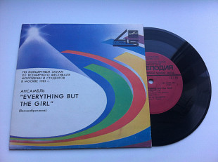 "Ансамбль (Everything But The Girl) Великобритания (7"") 1985 Indie Rock, New Wave, Ballad EX"