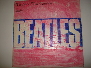 BEATLES-The Beatles Historic Sessions 1981 2LP UK Beat, Rock & Roll