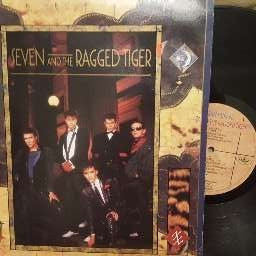 Duran Duran -Seven And The Ragged Tiger- 83
